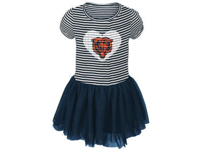 Chicago Bears Outerstuff NFL Toddler Girls Celebration Tutu Dress