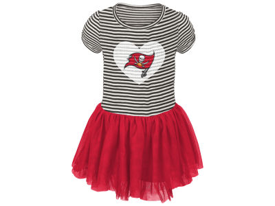 Tampa Bay Buccaneers Outerstuff NFL Toddler Girls Celebration Tutu Dress
