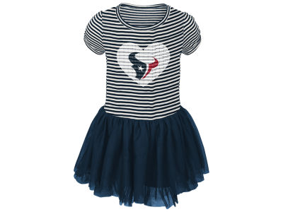 Houston Texans Outerstuff NFL Toddler Girls Celebration Tutu Dress