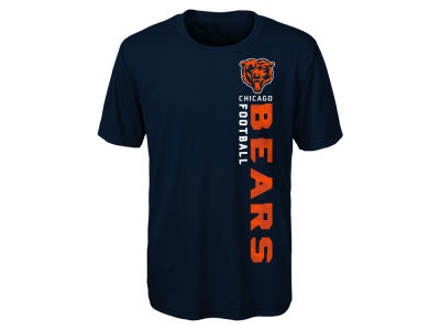 Chicago Bears Outerstuff NFL Youth Vertical Gravity Field T-Shirt