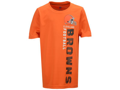 Cleveland Browns Outerstuff NFL Youth Vertical Gravity Field T-Shirt