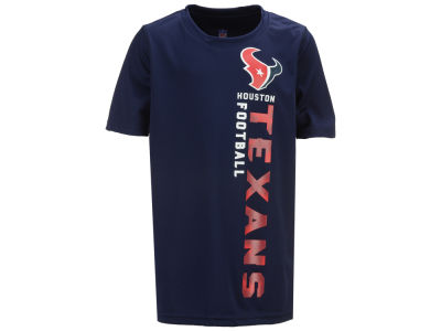 Houston Texans Outerstuff NFL Youth Vertical Gravity Field T-Shirt