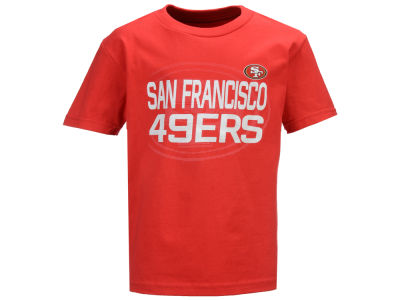 San Francisco 49ers Outerstuff NFL Kids Screen Pass T-Shirt