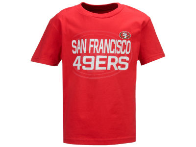 San Francisco 49ers Outerstuff NFL Toddler Screen Pass T-Shirt