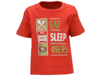 San Francisco 49ers Outerstuff NFL Infant All I Do T-Shirt
