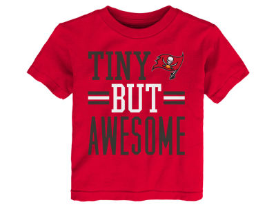 Tampa Bay Buccaneers Outerstuff NFL Toddler Tiny But Awesome T-Shirt