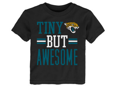 Jacksonville Jaguars Outerstuff NFL Toddler Tiny But Awesome T-Shirt