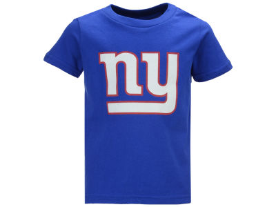New York Giants Outerstuff NFL Toddler Primary Logo T-Shirt