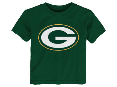 Green Bay Packers Outerstuff NFL Toddler Primary Logo T-Shirt