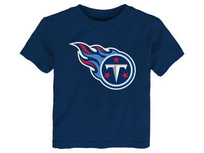 Tennessee Titans Outerstuff NFL Toddler Primary Logo T-Shirt