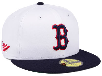 Boston Red Sox Planes MLB X Americana 59FIFTY Cap