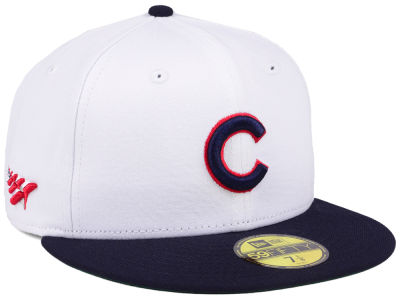 Chicago Cubs Planes MLB X Americana 59FIFTY Cap