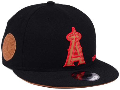 Los Angeles Angels New Era MLB X Wilson Side Hit 9FIFTY Snapback Cap