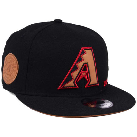 Arizona Diamondbacks New Era MLB X Wilson Side Hit 9FIFTY Snapback Cap