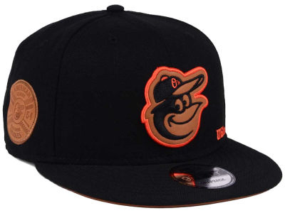 Baltimore Orioles New Era MLB X Wilson Side Hit 9FIFTY Snapback Cap