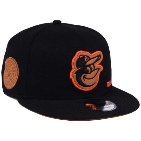 Baltimore Orioles New Era MLB X Wilson Side Hit 9FIFTY Snapback Cap
