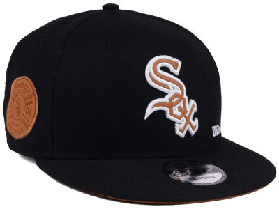 Chicago White Sox New Era MLB X Wilson Side Hit 9FIFTY Snapback Cap