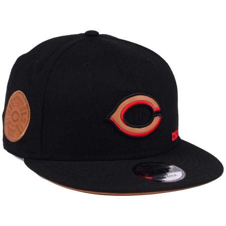 Cincinnati Reds New Era MLB X Wilson Side Hit 9FIFTY Snapback Cap