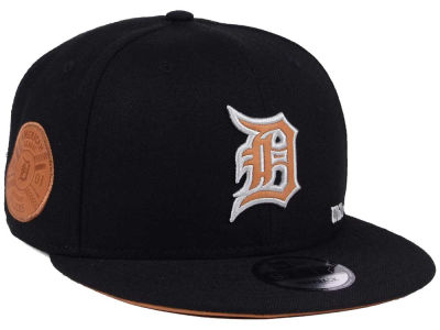 Detroit Tigers New Era MLB X Wilson Side Hit 9FIFTY Snapback Cap