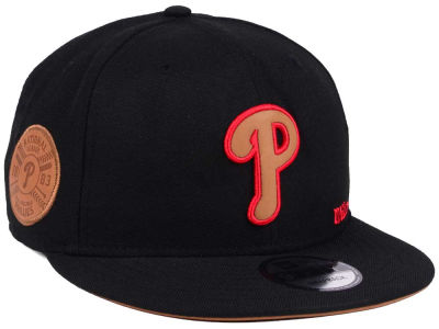 Philadelphia Phillies New Era MLB X Wilson Side Hit 9FIFTY Snapback Cap