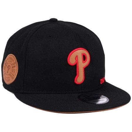 Philadelphia Phillies New Era MLB X Wilson Side Hit 9FIFTY Snapback Cap