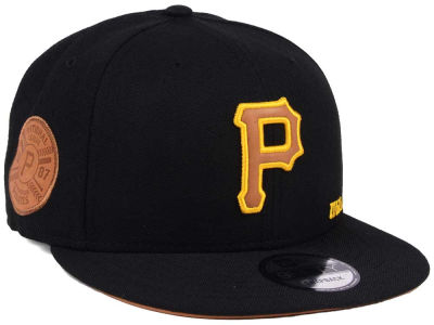 Pittsburgh Pirates New Era MLB X Wilson Side Hit 9FIFTY Snapback Cap