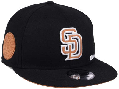 San Diego Padres New Era MLB X Wilson Side Hit 9FIFTY Snapback Cap