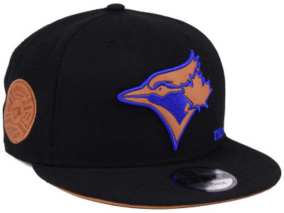 Toronto Blue Jays New Era MLB X Wilson Side Hit 9FIFTY Snapback Cap