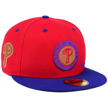 Philadelphia Phillies New Era MLB X Wilson Circle Patch 59FIFTY Cap