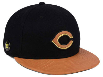 Cincinnati Reds New Era MLB X Wilson Metallic 59FIFTY Cap
