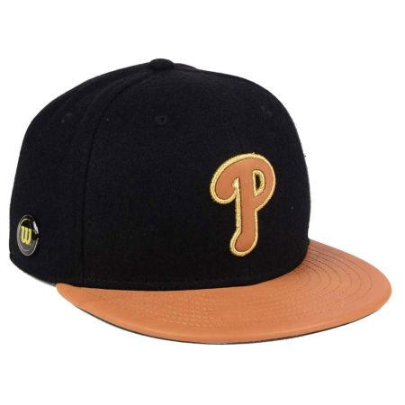 Philadelphia Phillies New Era MLB X Wilson Metallic 59FIFTY Cap