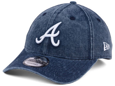 Atlanta Braves New Era MLB Italian Washed 9TWENTY Cap