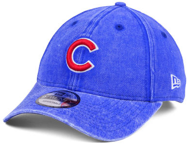 Chicago Cubs New Era MLB Italian Washed 9TWENTY Cap