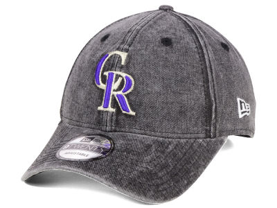 Colorado Rockies New Era MLB Italian Washed 9TWENTY Cap
