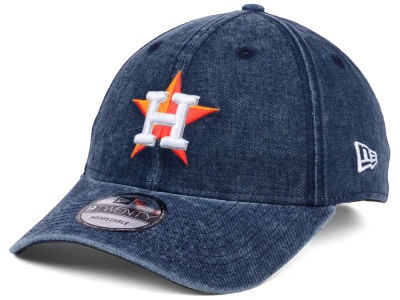 Houston Astros New Era MLB Italian Washed 9TWENTY Cap
