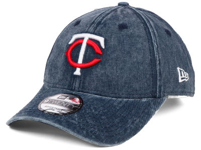 Minnesota Twins New Era MLB Italian Washed 9TWENTY Cap