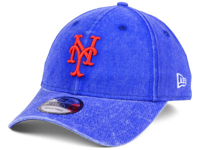 New York Mets New Era MLB Italian Washed 9TWENTY Cap