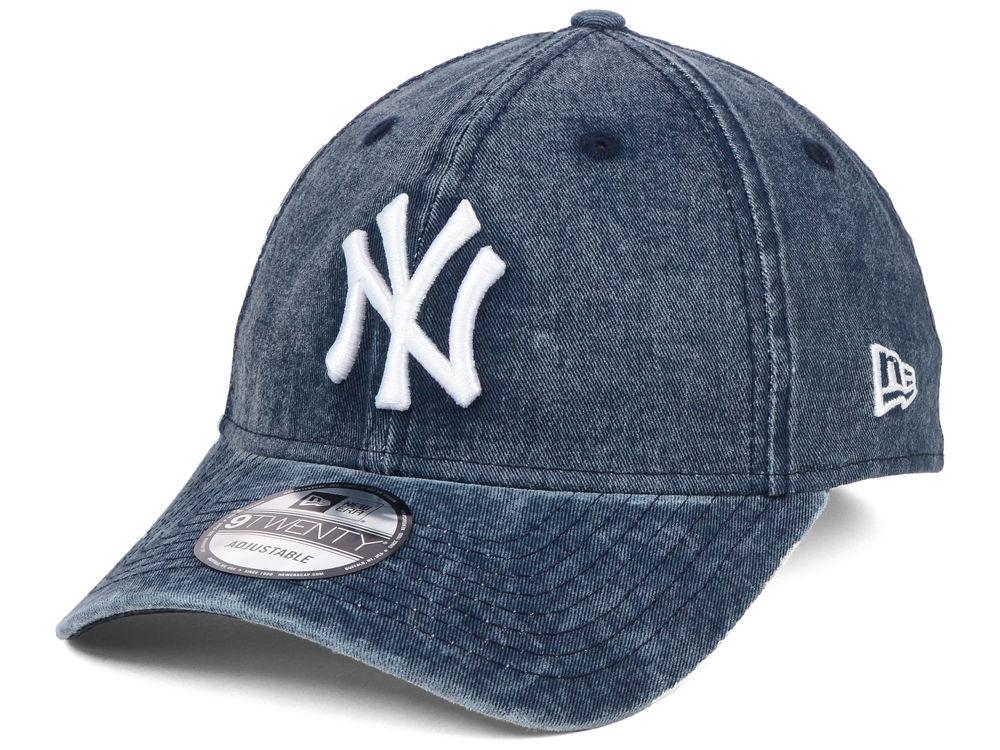 New Era New York Yankees Dad Hats   Caps - Adjustable Strapback Dad ... 15e0d5d0eee3