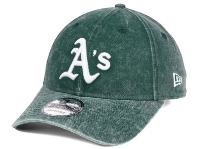 Oakland Athletics New Era MLB Italian Washed 9TWENTY Cap