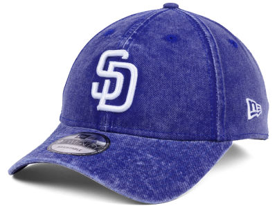 San Diego Padres New Era MLB Italian Washed 9TWENTY Cap