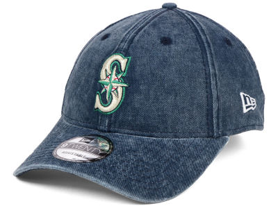 Seattle Mariners New Era MLB Italian Washed 9TWENTY Cap