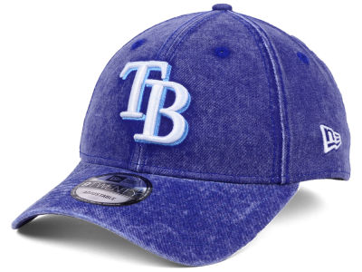 Tampa Bay Rays New Era MLB Italian Washed 9TWENTY Cap