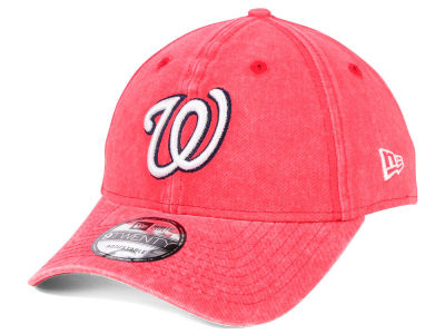 Washington Nationals New Era MLB Italian Washed 9TWENTY Cap