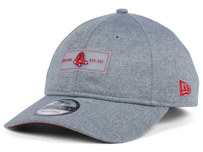 Boston Red Sox New Era MLB Clear Patch 9TWENTY Cap