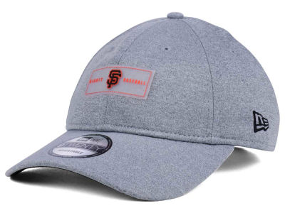 San Francisco Giants New Era MLB Clear Patch 9TWENTY Strapback Cap