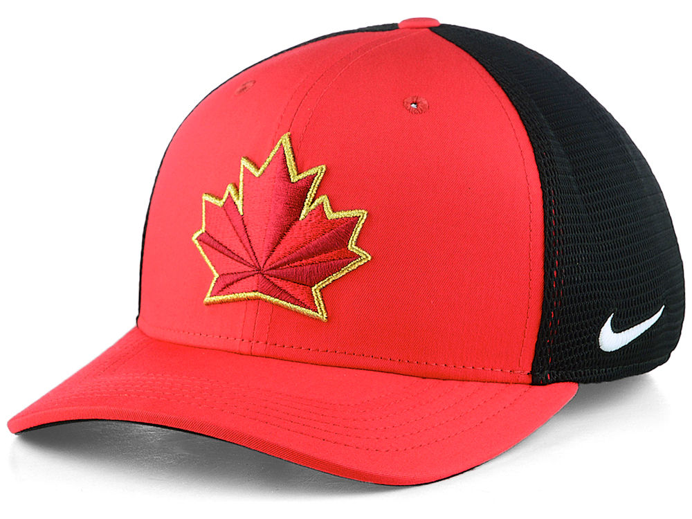 best sneakers ec574 cfdff ... promo code for canada hockey nike iihf olympics aero mesh swooshflex cap  73926 f9976