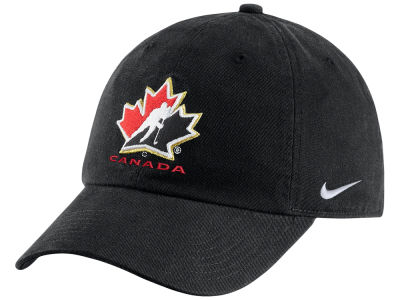 Canada Hockey Nike IIHF Adjustable Cap