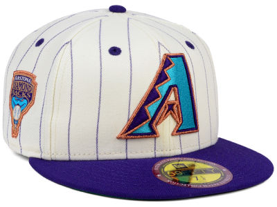 Arizona Diamondbacks New Era MLB The Coop Ultimate Patch Collection 59FIFTY Cap