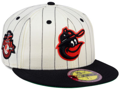 Baltimore Orioles New Era MLB The Coop Ultimate Patch Collection 59FIFTY Cap