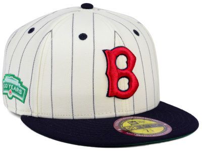 Boston Red Sox New Era MLB The Coop Ultimate Patch Collection 59FIFTY Cap